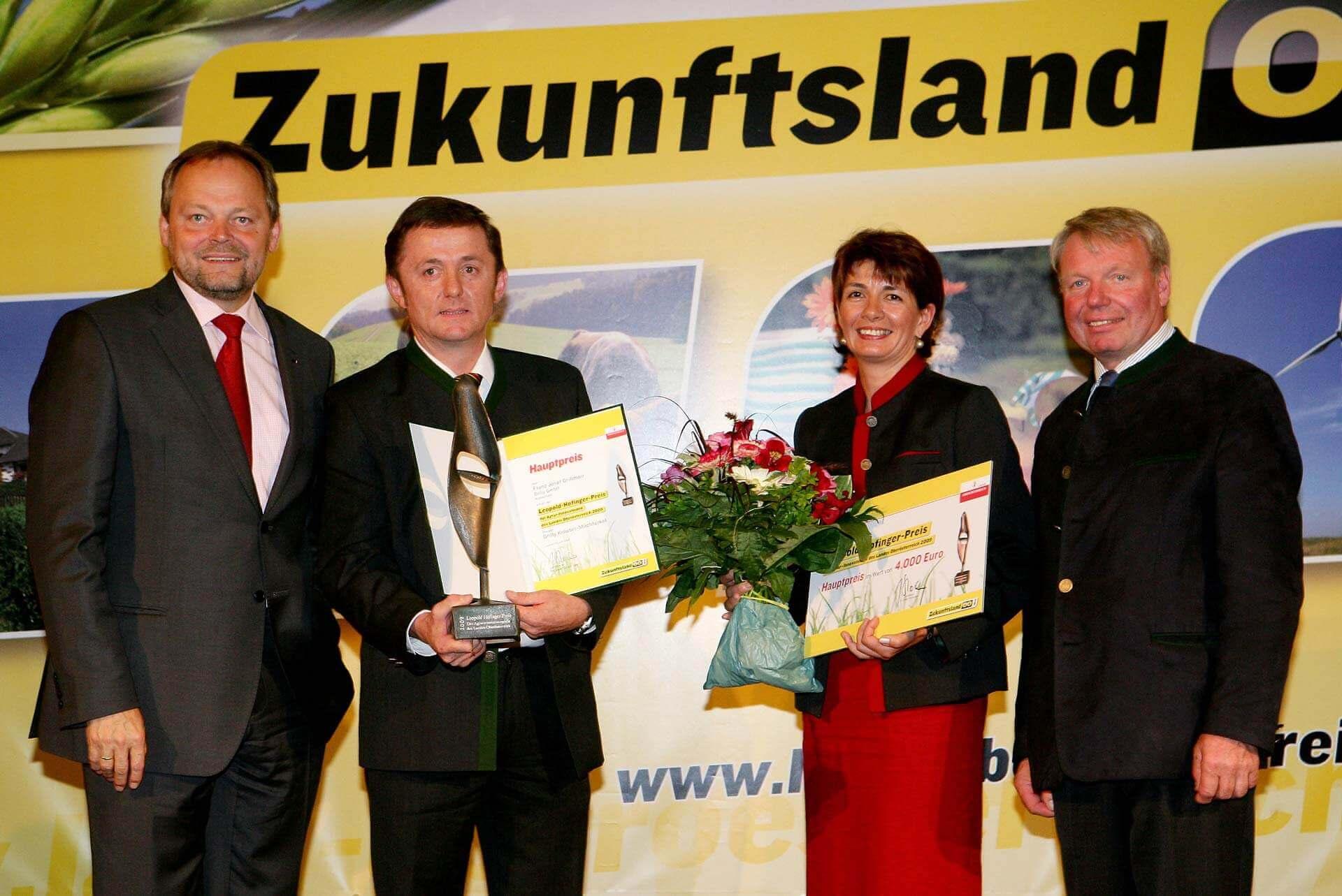 Leopold-Hofinger Preis